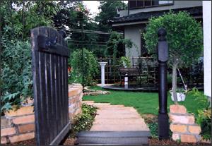 第4回東京の庭コンクール受賞作品